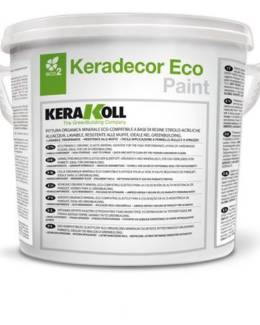 keradecor eco paint tecnoedil